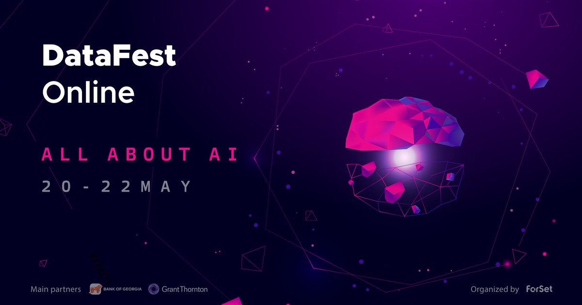 DataFest Online - All About AI